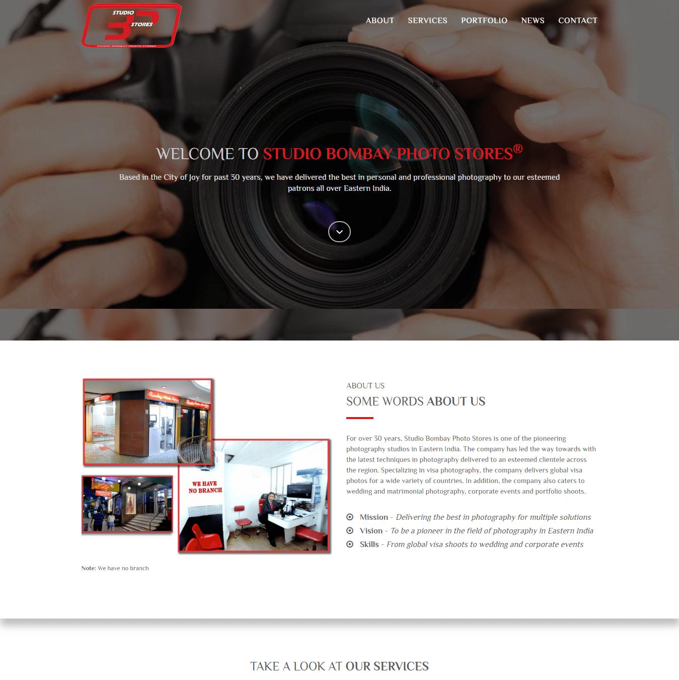 Studio Bombay Photo Stores